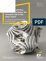 EY 3d Druck Studie Executive Summary