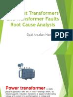 Root Cause Analysis Transformer