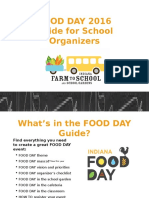 Food Day 2016 Toolkit