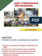 Leccion 1 - Comportamiento Del Fuego - 2017