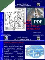 Unidad didáctica N° 04 02 - Dibujo de instalaciones electricas y sanitarias.pdf