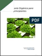 Hidroponia Orgánica Para Principiantes_Ing. Peralta