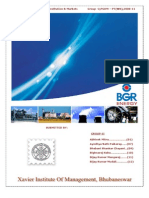 BGR Energy Final Project By  Ayodhya Paikaray