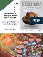Té Café y Cholate Solares PUCP COP 20 3 Diciembre 2014