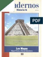 Cuadernos Historia 16, nº 018 - Los Mayas.pdf