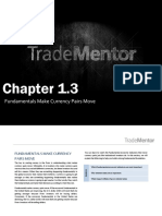 1 3 Fundamentals Make Currency Pairs Move