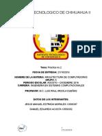 Reporte Practica 2