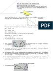 Teorema de Pitágoras y Su Aplicación