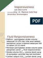 Fluid Responsivness