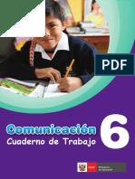 Comunicación Cuaderno de Trabajo 6