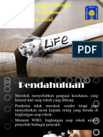 Penyuluhan Bahaya Merokok Bagi Kesehatan
