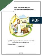 Apostila Para Primeira Eucaristia 10 e 11 Anos