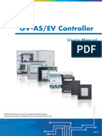 GV ASEV Controller User Manual(ASEV K en)