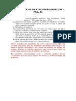 Caraterísticas Atmosf Primitiva Pag.13