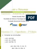 7_SistemasLTIExercicios