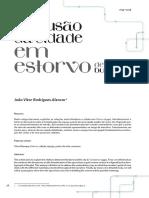 Alencar - A difusão da cidade em Estorvo, de Chico Buarque (versão da revista).pdf