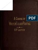 Course of Watercoloring