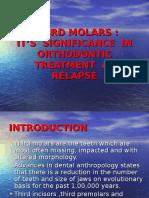 Third Molars
