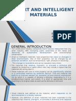 Smart and Intelligent Material Vishal777
