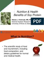 Apresentação Nutrição e Saúde
