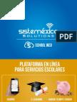 SCHOOL WEB Servicios y Gestion en Linea