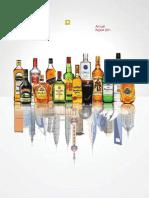 Diageo Annual Report 2011