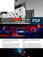tedx rmit introduction
