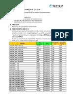 Caso - Planificacion y Programacion de Mantenimiento (1)