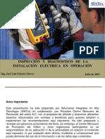 Procobre - Inspeccion y Diagnostico de La Instalacion Elctrica en Operacion