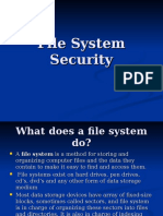 File System Security.ppt