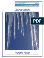 Course Notes - Icing