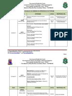 Programação Da Semana de Integração Da Fafidam-1