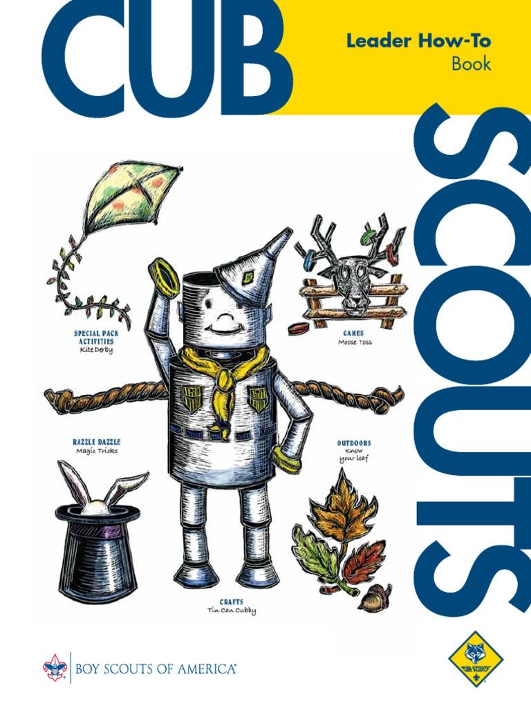 Leader How To Book 33832pdf Boy Scouts Of America Scouting Mousetrap Catapult Diagram College Arts And Sciences
