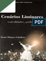 Ileana Dieguez Cenarios Liminares