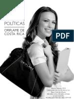 2014 01 CR ManualDePoliticas