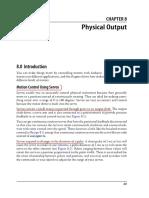 3 Physical Output