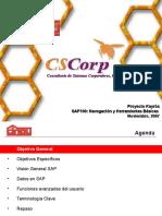 Taller Intro a SAP Cindu VGC 2