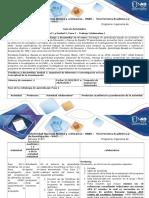 Guía Actividades Rúbrica Evaluación– Paso 2–TrabajoColaborativo1