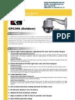 camara domo CPCAM CPC306