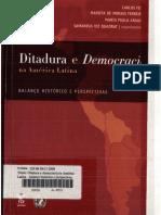 Ditadura e Democracia Na América Latina - Quadrat, Samantha Viz (Orgs.)