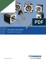 Motorized Lead Screw Bren