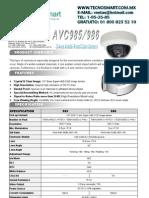 camara domo CPCAM CPC396
