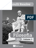 Bernoulli Resolve Filosofia_volume 1