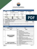 Microdiseño Investigación de Operaciones Ii_2017-1