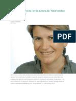 Entrevista a Anna Forés Autora De