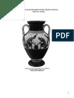 Antologia Fuentes de la Antigüedad