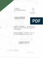 ISO 4121 2003. Análisis Sensorial