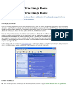 Tutorial - Acronis True Image Home