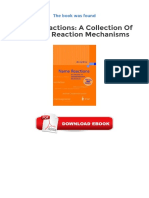Free Downloads Name Reactions a Collection of Detailed Reaction Mechanisms