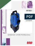 Faip Generatore Vapore Forza 5
